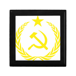Communiste Cold War Flag Gift Box