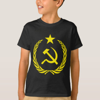 Communiste Cold War Flag T-Shirt