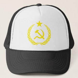 Communiste Cold War Flag Trucker Hat