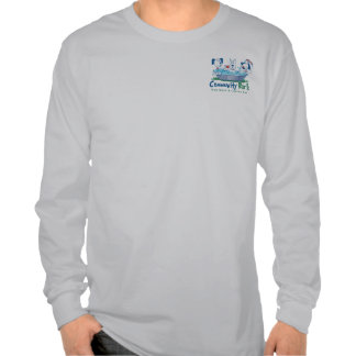 Community Bark men's long sleeve T Shirts