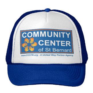 Community Center Hat