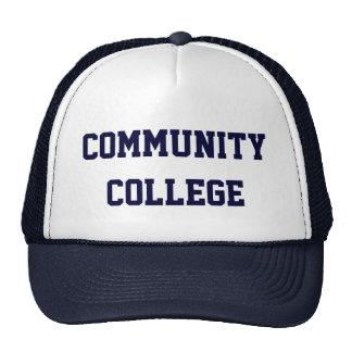 Community College Hats