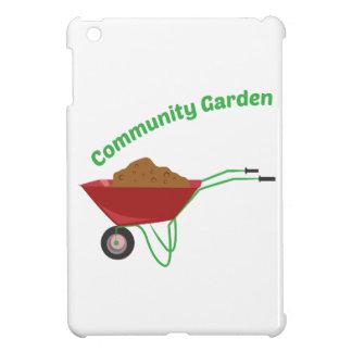 Community Garden Case For The iPad Mini