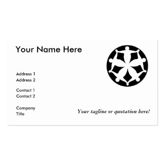 Community Group Business Card