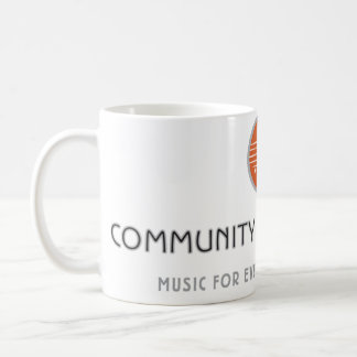 Community Music Center Mug