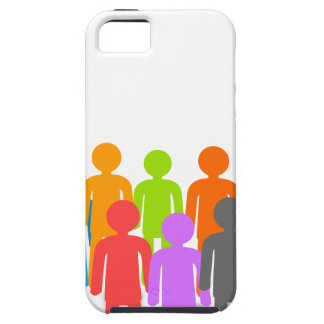 Community of people tough iPhone 5 case