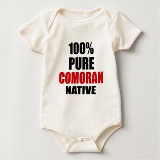 COMORAN NATIVE BABY BODYSUIT