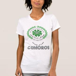 Comoros Coat of Arms T-Shirt