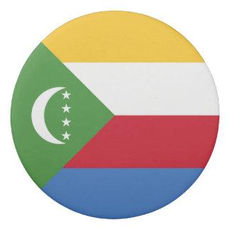Comoros Flag Eraser