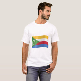 Comoros Flag T-Shirt