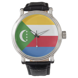 Comoros Flag Watch
