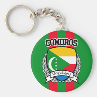 Comoros Key Ring