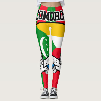 Comoros Leggings