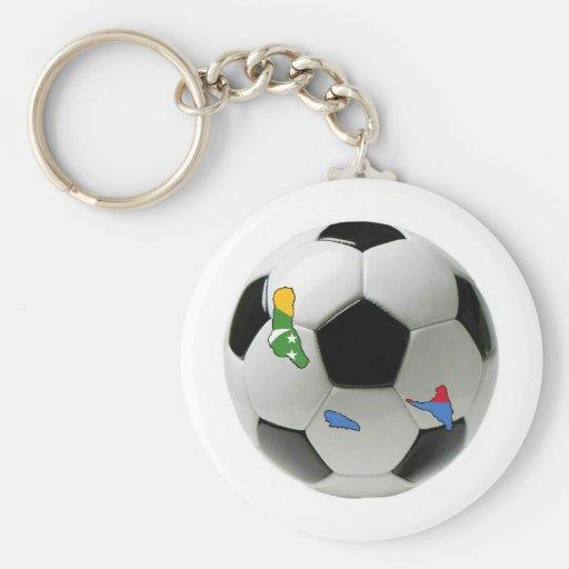 Comoros national team key chains
