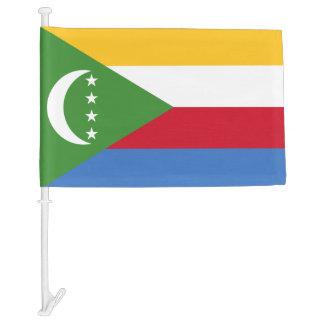 Comoros National World Flag