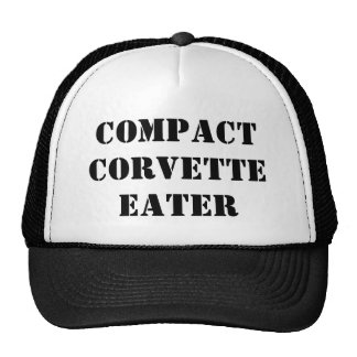 COMPACT CORVETTEEATER CAP