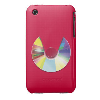 Compact disc iPhone 3G case iPhone 3 Cases