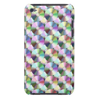 COMPACT DISCS BARELY THERE iPod CASE