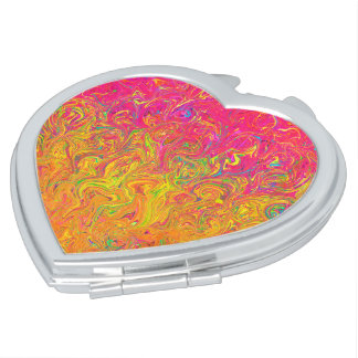 Compact Mirror Fluid Colors