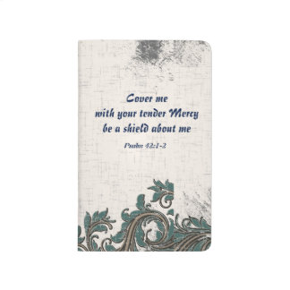 Compact Prayer Journal (Cover Me)