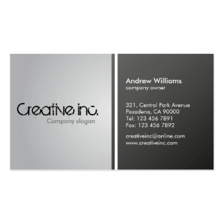 Company - Business Cards
