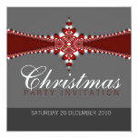 Company Office Stylish Christmas Invitations