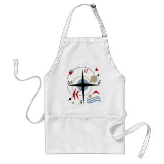 Compass 2 standard apron