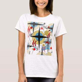 Compass 4 T-Shirt