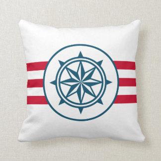 Compass Throw Cushions