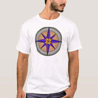 Compass Graphic T-Shirt