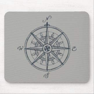 Compass Mousepad
