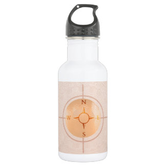 COMPASS NEWS North East West South 532 Ml Water Bottle