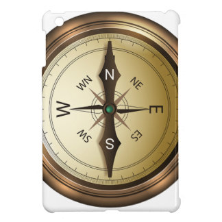 Compass North South East West Cover For The iPad Mini