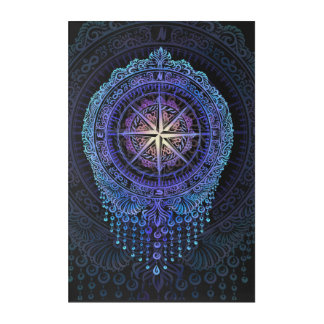 Compass of your Soul Acrylic Print