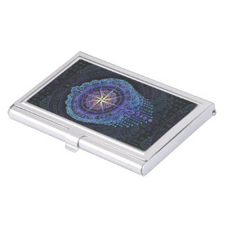 Compass of your Soul Business Card Holder