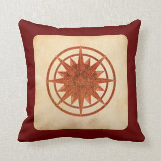 Compass Rose Cushion