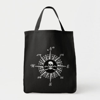 Compass Rose Skull 1 Bags