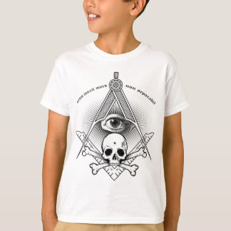 compass & Square for the modern Master Mason T-Shirt
