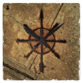 compass wallclocks