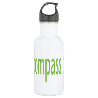 #compassion (be nice) 532 ml water bottle