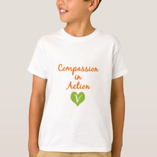 Compassion in Action Tees