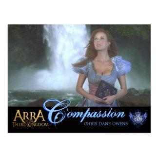 COMPASSION -Postcard Postcard