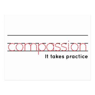 compassion | Practice Postcard