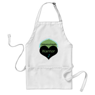 Compassionate Warrior Apparel and Gifts Aprons