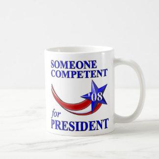 Competent President Coffee Mug