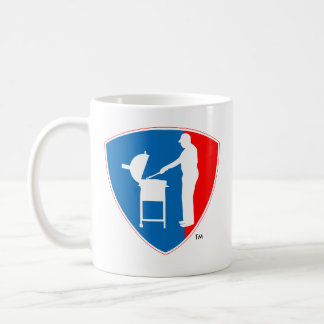 Competition BBQ Logo Coffee Mug