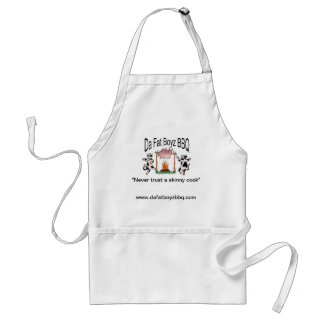 Competition team bbq apron