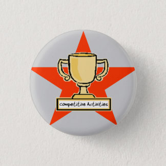 Competitive Activities 3 Cm Round Badge