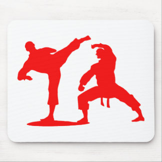 Competitive athlete-talk mouse pad