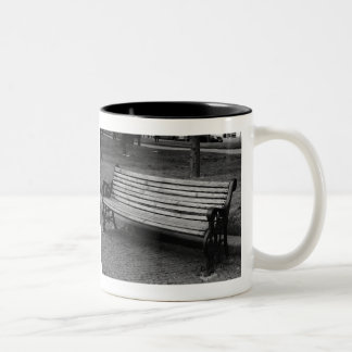 Complete Black and White Mug